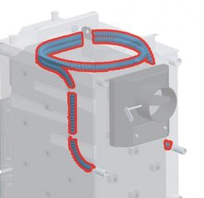 STK hladilna spirala